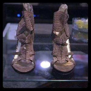 Gladiator Ankle Sandal
